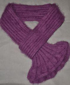 Modèle gratuit d une écharpe chaude et chic pour femme ! - Des Tricots Tres 98c6fec9df3