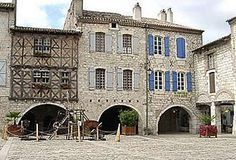 The most beautiful villages in the Quercy
