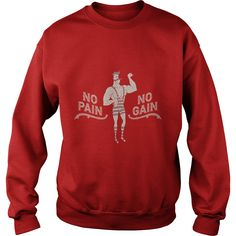 No Pain No Gain (Funny Circus Strongman Vintage)  T-Shirts  #gift #ideas #Popular #Everything #Videos #Shop #Animals #pets #Architecture #Art #Cars #motorcycles #Celebrities #DIY #crafts #Design #Education #Entertainment #Food #drink #Gardening #Geek #Hair #beauty #Health #fitness #History #Holidays #events #Home decor #Humor #Illustrations #posters #Kids #parenting #Men #Outdoors #Photography #Products #Quotes #Science #nature #Sports #Tattoos #Technology #Travel #Weddings #Women
