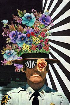 Zimbardo Art Print by Eugenia Loli