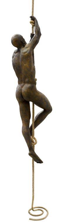 Moments, Bonded Bronze - Sculptures - Lorenzo Quinn