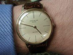 1962 Patek Philippe ref. 2592 sold by Beyer on October 31, 1962