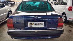 Gm - Chevrolet Omega GLS Raridade e Muito Conservado - 1993