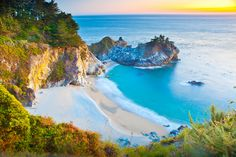 Drive the Pacific Coast