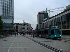 Frankfurt - the Manhattan of Europe | Journey the World