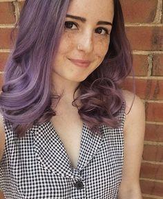 Purple Bayalage