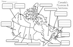 Eastern States Answer Key and Map Reading Worksheet