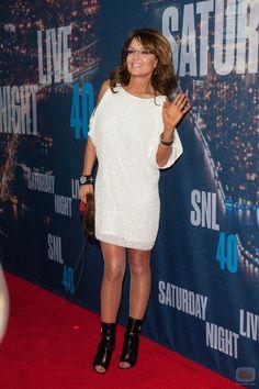Palin in pantyhose