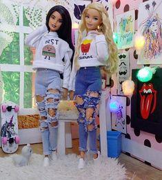 Dear Best Friend, I Honestly Don't Know - Products Barbie Top, Barbie Doll Set, Barbie Sets, Barbie Model, Barbie Life, Beautiful Barbie Dolls, Barbie Dream, Barbie House, Barbie Doll Stuff