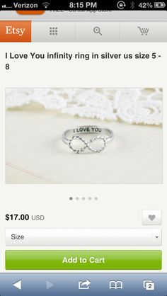 Promise ring<3