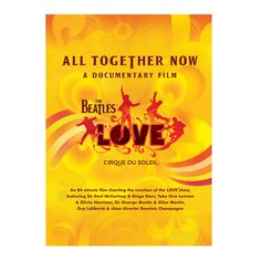 DVD The Beatles & Cirque Du Soleil - All Together Now