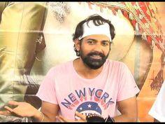 Sai Dharam Tej's Thikka On The Sets press meet http://www.idlebrain.com/news/functions1/pressmeet-thikka2.html