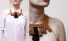 mona velciov monotip/leather/jewelry