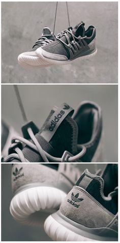 c4b96f8fe8c Mejores 30 imágenes de adidas originals trubular Radial Grey en ...