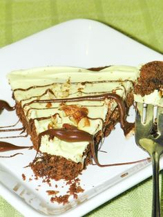 St Patrick's Day Dessert