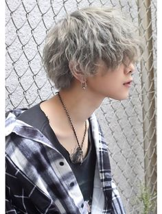 Tomboy Haircut, Tomboy Hairstyles, Pretty Hairstyles, Ftm Haircuts, Punk Haircut, Latest Hairstyles, Shot Hair Styles, Curly Hair Styles, Emo Boy Hair