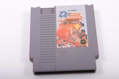 Nintendo Game Cartridge Double Dribble Tested Working Basketball Vintage Video Game 1985  The Pink Room  161106 by ThePinkRoom