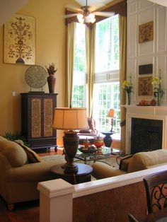 Model Home Curtains 53 living rooms with curtains and drapes (eclectic variety) | the