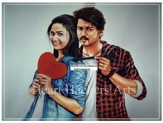 Right now expectations of #Vijay60   #Vijay #KeerthySuresh