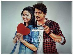 Right now expectations of #Vijay60   #Vijay #KeerthySuresh