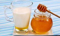 milk and honey shampoo recipe Hair Spa At Home, Homemade Shampoo Recipes, Green Tea Facial, Homemade Face Pack, Honey Shampoo, Under Eye Wrinkles, Beauty Recipe, Tricks, Health And Beauty
