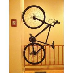 $16.98 need 2 of these for us Delta Leonardo Single Bicycle Rack with Da Vinci Tire Tray