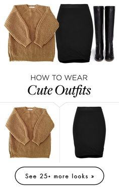 """""""Cold Day, Cute Outfit"""" by daughter-ofthesun on Polyvore featuring Chloé, T By Alexander Wang and Étoile Isabel Marant"""