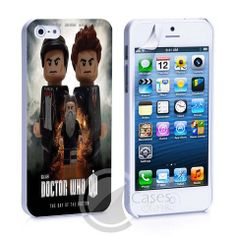 BBC Doctor Who Lego iPhone 4, 4S, 5, 5C, 5S Samsung Galaxy S2, S3, S4 – iCasesStore