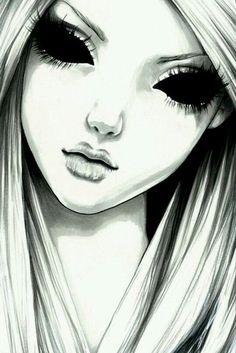 I miei occhi sono diventati oscuri dal vederti