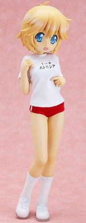 Lucky Star Figure: Patricia Martin Gym Uniform (1/4 PVC) #RightStuf2013 Anime Figurines, Lucky Star, Holiday Wishes, Character Outfits, Statues, Otaku, Fan Art, Gym, Dolls