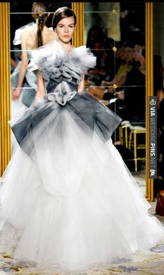Marchesa Spring 2012.  Everything you expect and more.   CHECK OUT MORE IDEAS AT WEDDINGPINS.NET   #weddingfashion