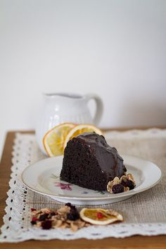 Schokolade Gugelhupf