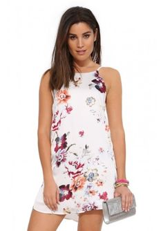 Dustry Floral Shift Dress