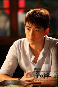"Taecyeon in ""Who are You"" series"