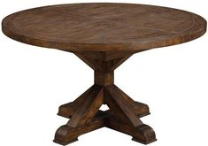 Chambers Creek Brown Extendable Dining Table