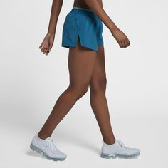 Details about Nike Women's New Poison Green Baggy Running Short