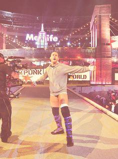 CM Punk Wrestle Mania 29
