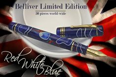 Conway Stewart Belliver Limited Edition Fountain Pen