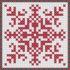 Cross Stitch Christmas cards: FOUR quick Christmas designs