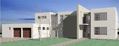 Modern 338m² Southern Entrance House Plan
