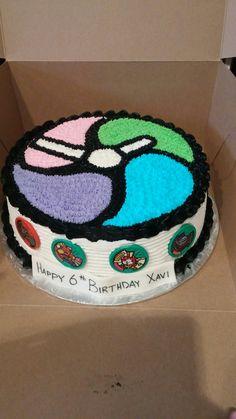 Yokai Watch cake