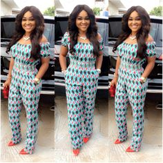 56f9d00bcb6 50 Pictures of The Latest Ankara Jumpsuit styles in 2018