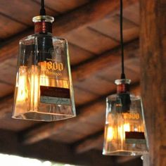 Bar lights?  Way cool