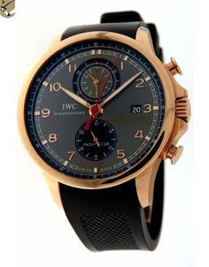 Reloj de mano. IWC