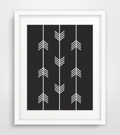 Tribal arrows are very in right now. Just click the link to download and print for your very own home or office http://etsy.me/29ocyNw :) - Melinda Wood Designs