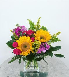 sunflowers, summer floral #campusfloral