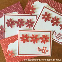 National Stamping Month Australasian Blog Hop