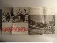 Dépliants turistici - SARAJEVO. YOUGOSLAVIE - YUGOSLAVIA, BOSNIA & HERZEGOVINA, 1952. 24 PAGE BROCHURE. B/W PHOTOS. MINT.
