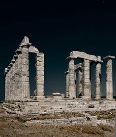 Cape Sounion, my favorite place on earth #Greece