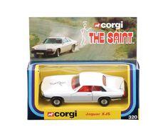 Mettoy Corgi Toys No.320 The Saint Jaguar XJS 1978-81